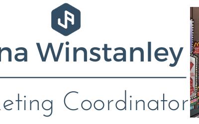 Jenna Winstanley, Marketing Coordinator